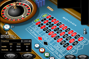 Playing roulette games for real money is easy and entertaining.