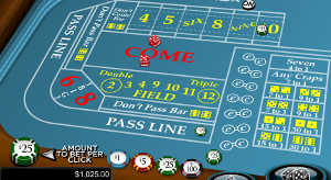 Real-money craps is one of the most entertaining ways to spend time at a casino.