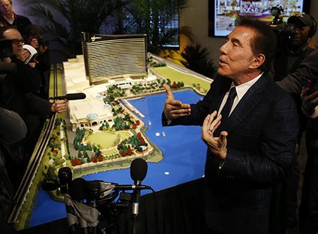 Steve Wynn Wynn Resorts