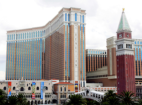 The Venetian Las Vegas Sands Resort Fees