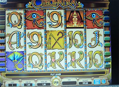 Finnplay The Asp of Cleopatra Online Casino Games Slots Video Bingo