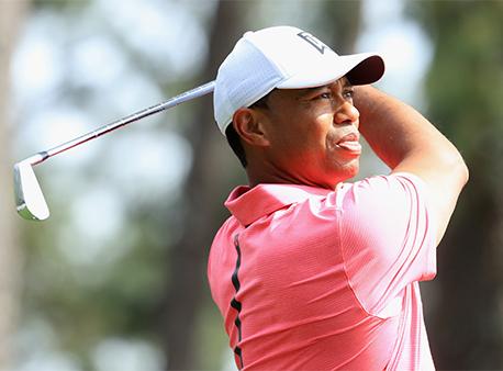 Tiger Woods PGA Masters Augusta Golf