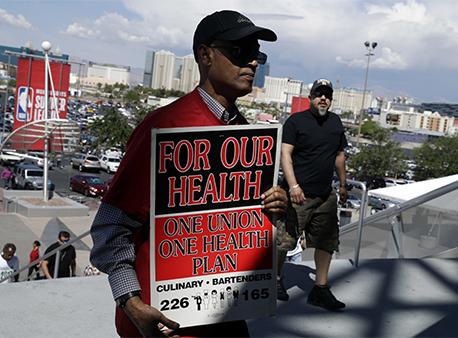 Casino Workers Strike Vote Online Casinos Ocean Resort Casino