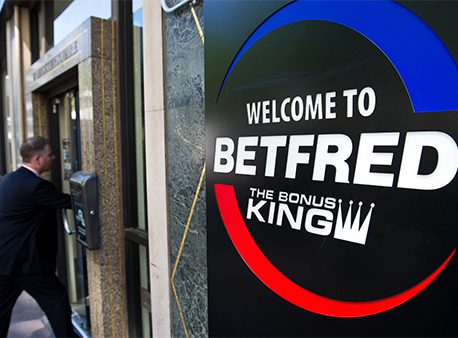 Betfred operating loss online casinos