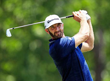 Dustin Johnson U.S. Open Favorite Golf PGA Betting Odds