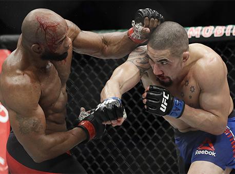 Robert Whittaker Yoel Romero UFC 225 Betting Odds Preview