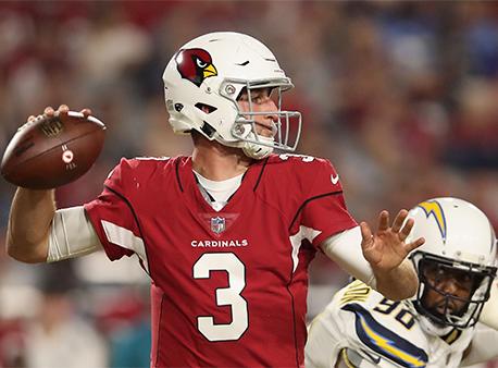 Josh Rosen Arizona Cardinals NFL preseason betting odds