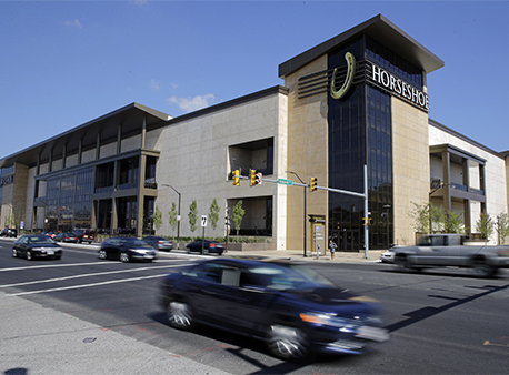 Horseshoe Baltimore Casino NFL Baltimore Ravens Tony Creighton