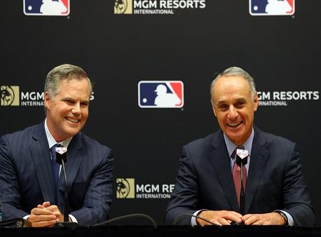 Casino News Roundup, MGM, MLB