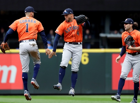 World Series odds, Houston Astros, NY Yankees, Red Sox