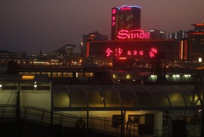 Macau Casino Revenues - Las Vegas Strip Vaccines