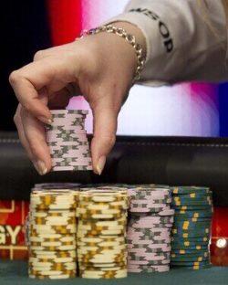 High Roller Event - WSOP Crazy Eights